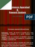 7. Performance Appraisal & Reward System