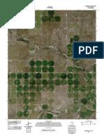 Topographic Map of Follett SE