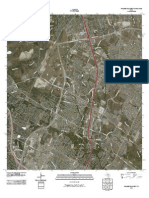 Topographic Map of Pflugerville West