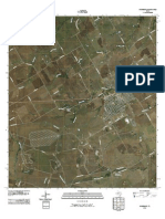 Topographic Map of McGregor