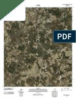 Topographic Map of Elkhart Creek