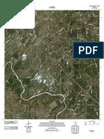 Topographic Map of Ellinger