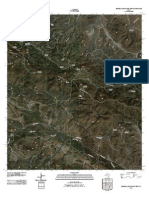 Topographic Map of Barrilla Mountains West