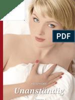 Rosa Sophie Mai - UNANSTÄNDIG - Leseprobe - ISBN 978-3-86265-092-7