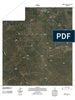 Topographic Map of Hebbronville NW