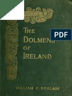 Dolmens of Ireland by William Borlase 1897 Vol I