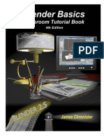 Blender Basics 4th Edition 2011