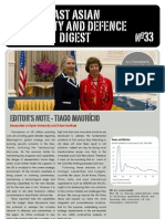 East Asian Security and Defence Digest 33