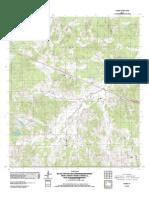 Topographic Map of Camden