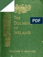 Dolmens of Ireland by William Borlase 1897 Vol II