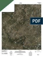 Topographic Map of Pilgrim
