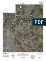 Topographic Map of Sherman