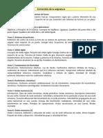 Contenidos de La Asignatura11