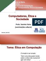 Etica Em Computacao