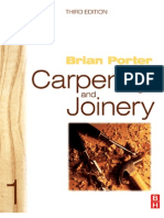 Carpentry and Joinery 1 (3rd Edition - 2001)