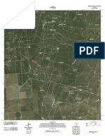 Topographic Map of Batesville SW