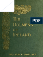 Dolmens of Ireland by William Borlase 1897 Vol III
