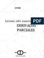 Ecuaciones en Derivadas Parciales - Petrovski