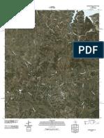 Topographic Map of Shingle Hills