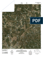 Topographic Map of Pineland North
