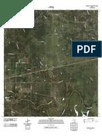Topographic Map of Hensley Lake
