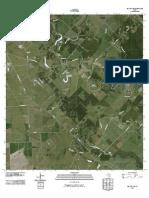Topographic Map of Bay City NE