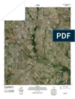 Topographic Map of Royse City