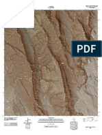 Topographic Map of Ernst Valley