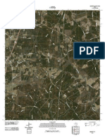 Topographic Map of Leggett