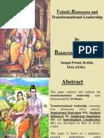 Ramayana Transformational Leadership 1201882684629846 2