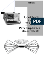 HP-AN1290-1_Cookbook for EMC Precompliance Measurements