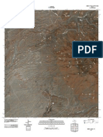 Topographic Map of Sierra Parda