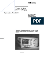 HP-AN4156-5_Measurement of Power Devices Using External DC Power Supply