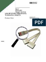 HP PN5966 4167E_Passively Probing Motorola IBMPowerPC 603