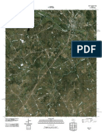 Topographic Map of Hico