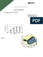 HP-PN71452-3_Erbium-Doped Amplifier Noise Gain Profile and Noise Gain Peak Measurements