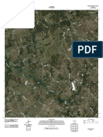 Topographic Map of Deanville