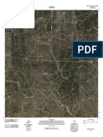 Topographic Map of Rust Ranch