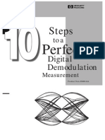 HP-PN89400-14A_10 Steps to a Perfect Digital Demodulation Measurement