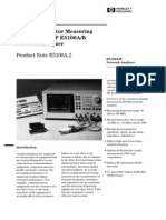 HP-PNE5100A-2_Crystal Resonator Measuring Functions Of HP E5100A-B Network Analyzer