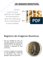 Registros de Imagen Resistivos