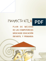 Proyecto Atlante - Mejora de Competencias