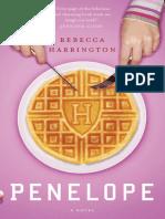 Penelope by Rebecca Harrington (Excerpt)