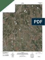 Topographic Map of Leonard