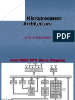 8085 Architecture Introduction