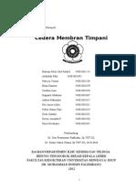 DISKUSI Cedera Membran Timpani-THT-KL UNSRI