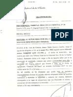 Autorizacion Judicial Vazquez Actividad Del Vatayon