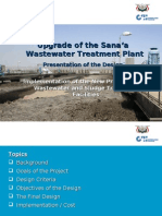 Sanaa WWTP Upgrade (English)