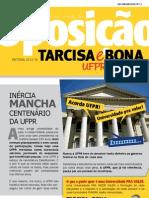 Informativo Tarcisa e Bona UFPR pra Valer   julho de 2012