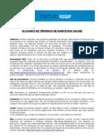 Glosario Marketing Online